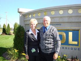Mme Bertrand et M Bouchard chez BPDL